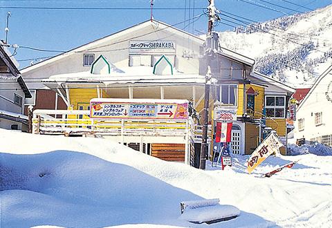 <マイカーで行く!かぐらスキー場>春スキー スポーツプラザ白樺 宿泊プラン