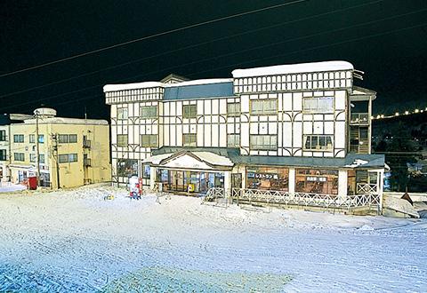 <石打丸山スキー場>ホテルエルム石打 宿泊プラン