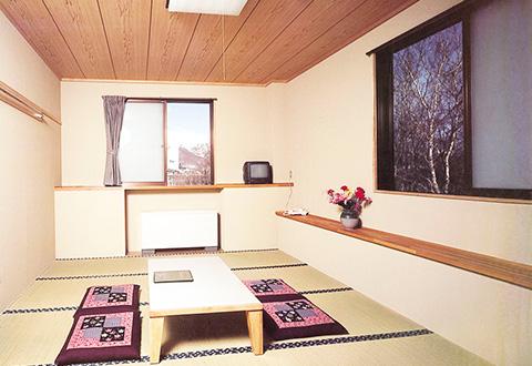 <舞子スノーリゾート>ロッヂKOMATSU 宿泊プラン