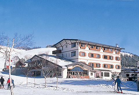 <菅平高原スノーリゾート>宿おまかせ ホテル・旅館クラス 宿泊プラン