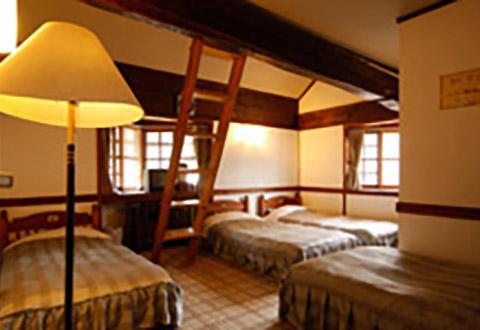 <菅平高原スノーリゾート>ホテルゾンタック 宿泊プラン