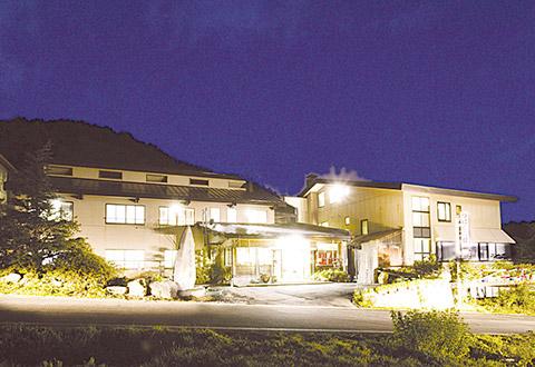 <菅平高原スノーリゾート>つばくら館 宿泊プラン