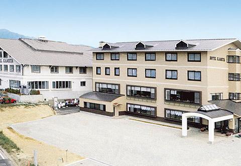 <菅平高原スノーリゾート>ホテル亀屋 宿泊プラン
