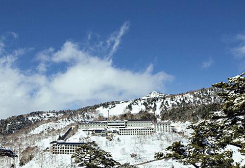 <万座温泉スキー場>万座プリンスホテル 宿泊プラン