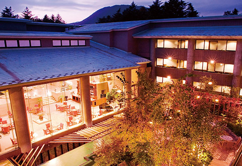 <軽井沢プリンスホテルスキー場>ホテルサイプレス軽井沢 宿泊プラン