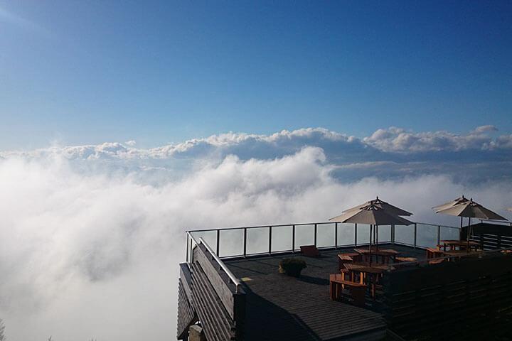 竜王スキーパーク ソラテラス