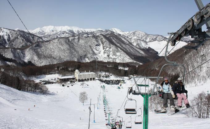水上高原藤原スキー場