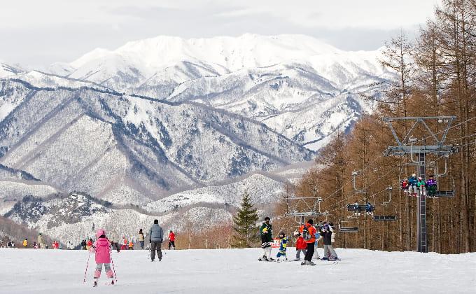 関東_水上宝台樹スキー場