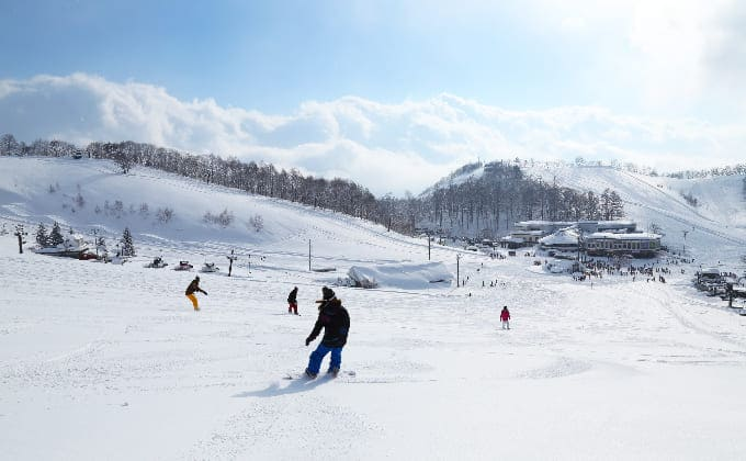 白馬鹿島槍スキー場イメージ