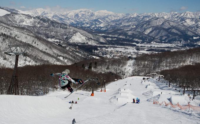 白馬五竜スキー場 パークイメージ