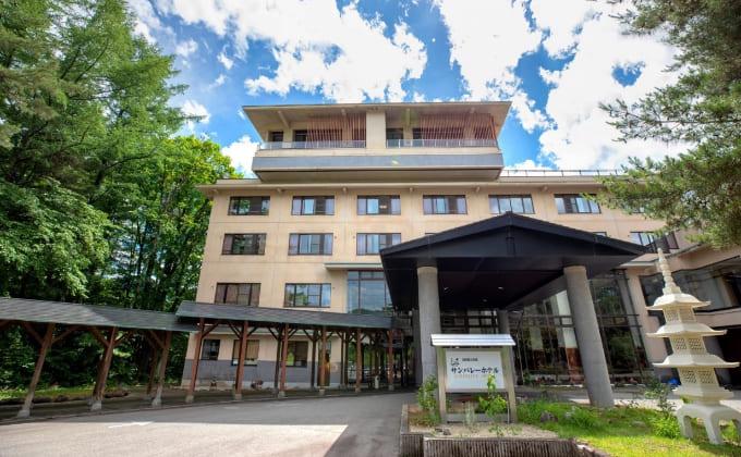 黒部サンバレーホテル