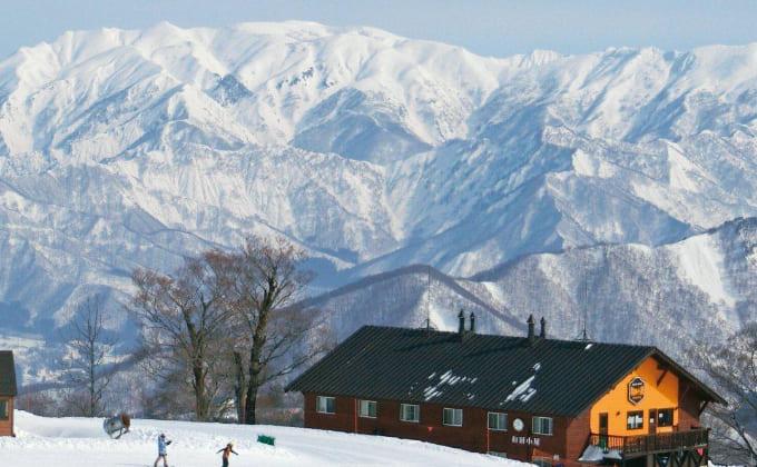 かぐらスキー場(新潟県)
