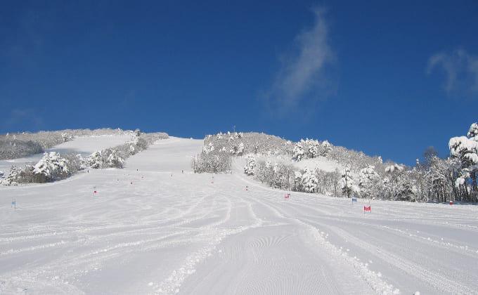 よませ温泉スキー場(長野県)