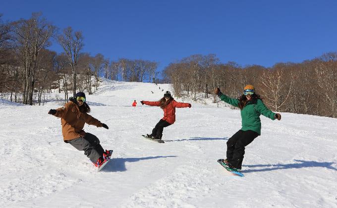 たんばらスキーパーク(群馬県)