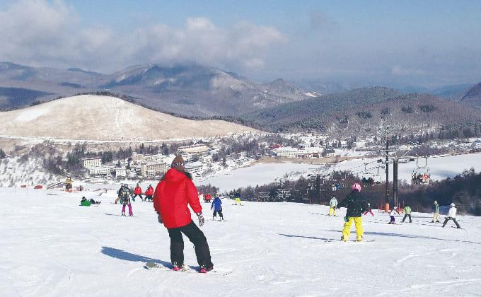 白樺湖ロイヤルヒル (長野県)