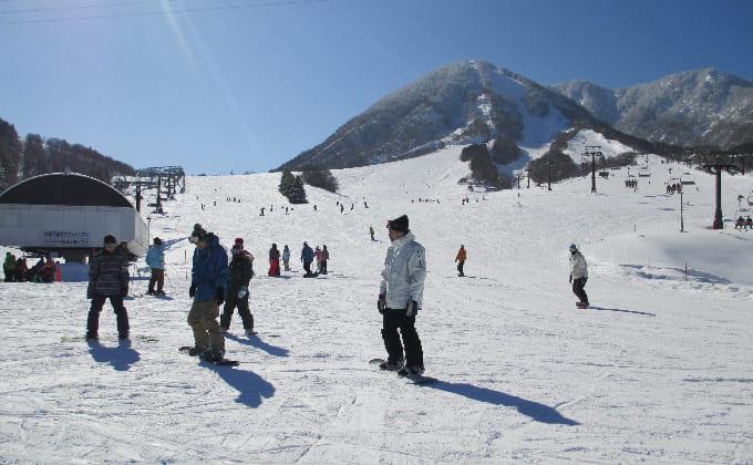 北信州木島平スキー場(長野県)