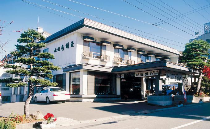 旅館 白城屋