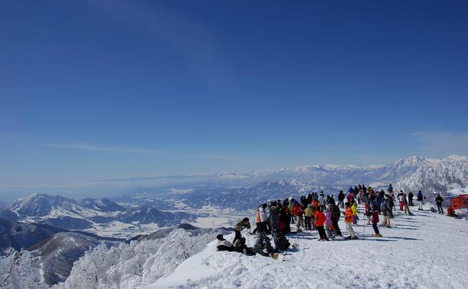 野沢温泉スキー場(長野県)