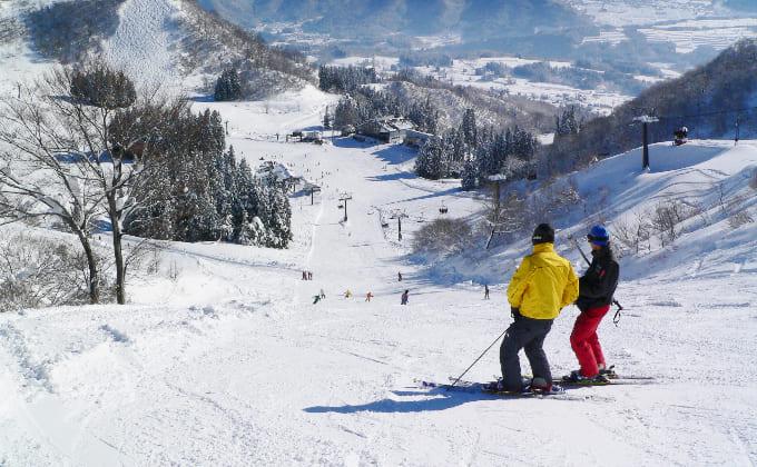 戸狩温泉スキー場(長野県)