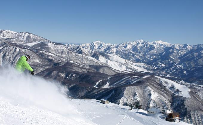 白馬八方尾根スキー場(長野県)