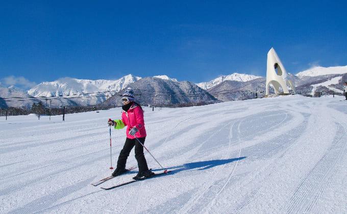 HAKUBA VALLEY栂池高原スキー場(長野県)