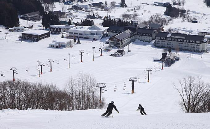 白馬乗鞍温泉スキー場(長野県)