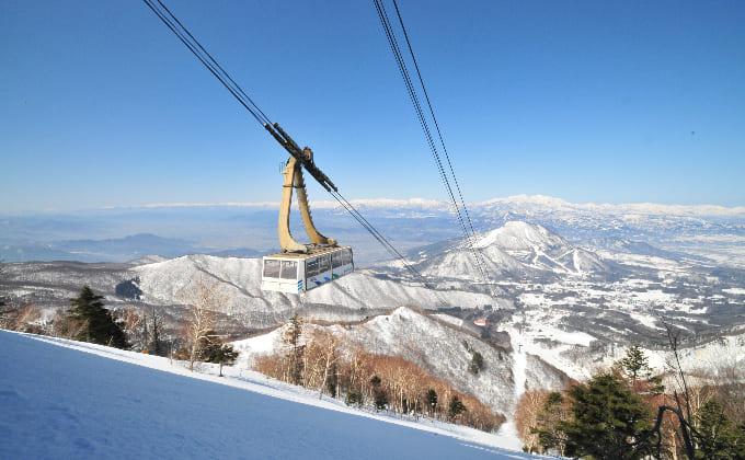 竜王スキーパーク(長野)