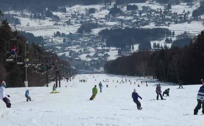 X-JAM高井富士&よませ温泉スキー場(長野県)