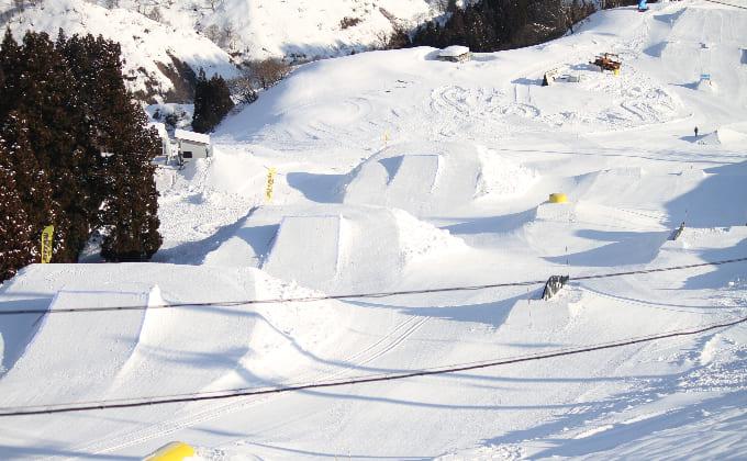 石打丸山スキー場(新潟県)