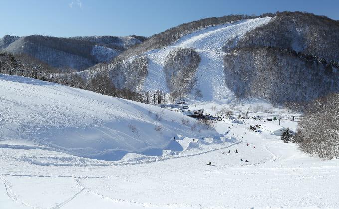 HAKUBAVALLEY鹿島槍スキー場(長野県)