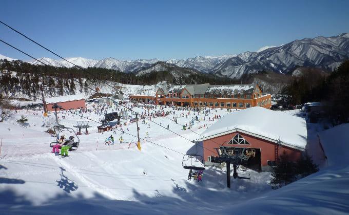 ノルン水上スキー場(群馬県)