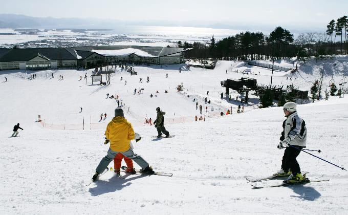 猪苗代スキー場(福島県)