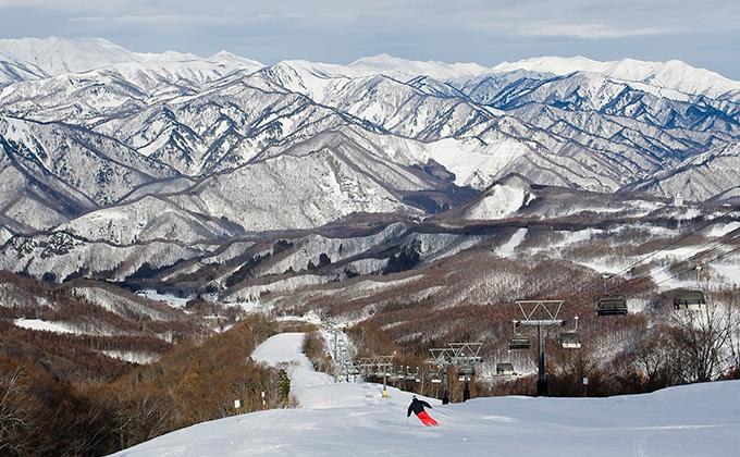 山 スキー 天気 台 場 樹 宝