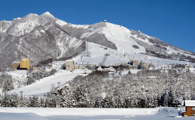 岩原スキー場(新潟県)
