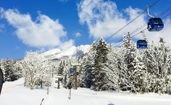 妙高杉ノ原スキー場(新潟県)